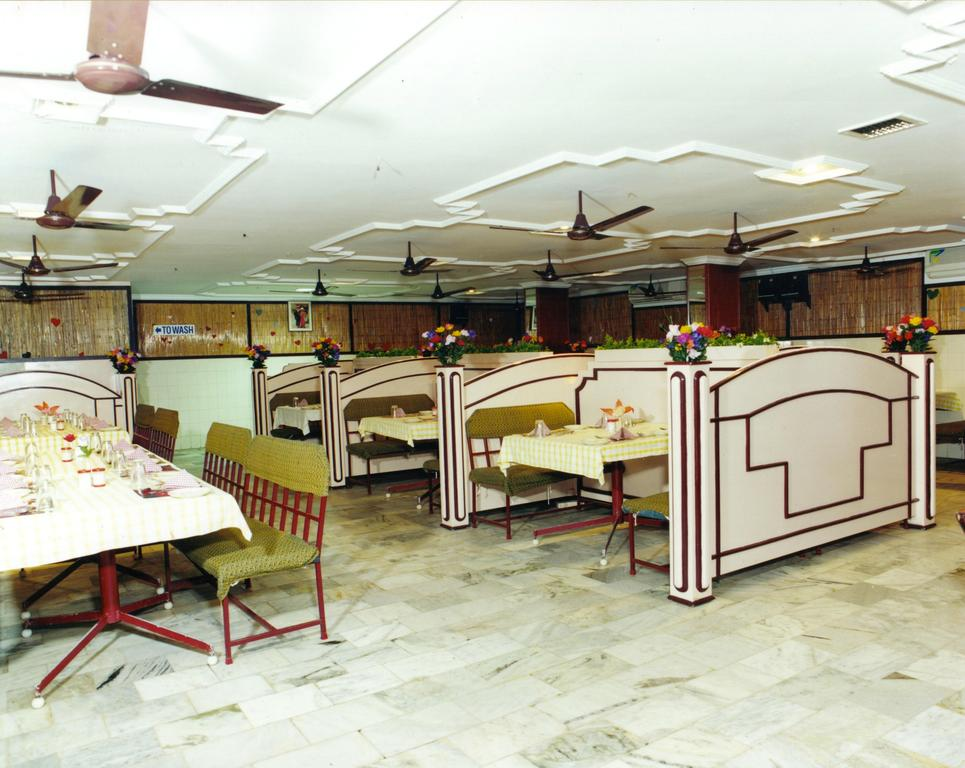 Mps Residential Tower Hotel Coimbatore Restaurant