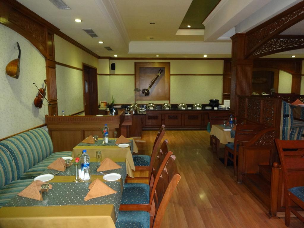 The Grand Regent Hotel Coimbatore Restaurant